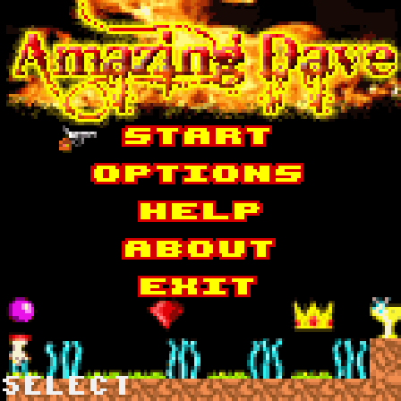 Amazing Dave ( Mobile )