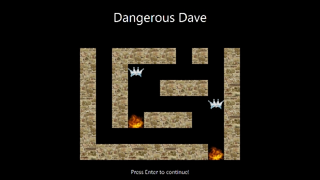 Dangerous Dave ( Windows )