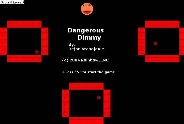 Dangerous Dimmy