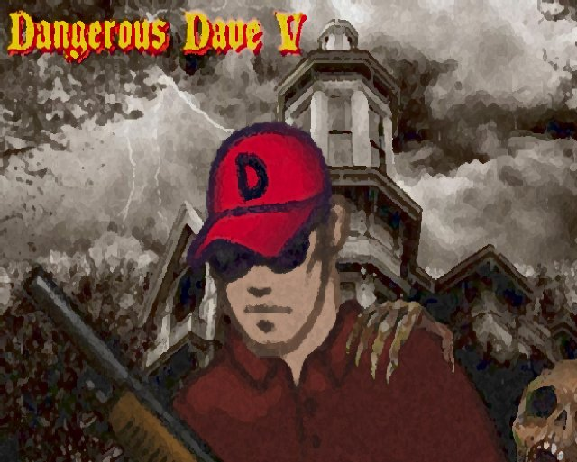 Dangerous Dave 5 – Fansequel ( Full release )