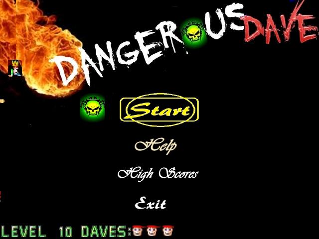 Dangerous Dave ( C++ )