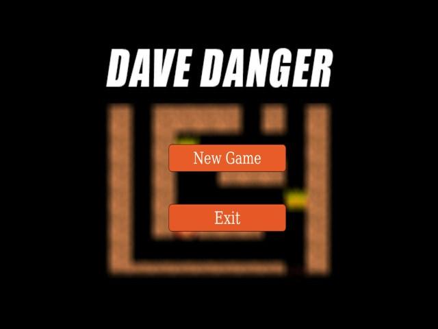 Dave Dangerous