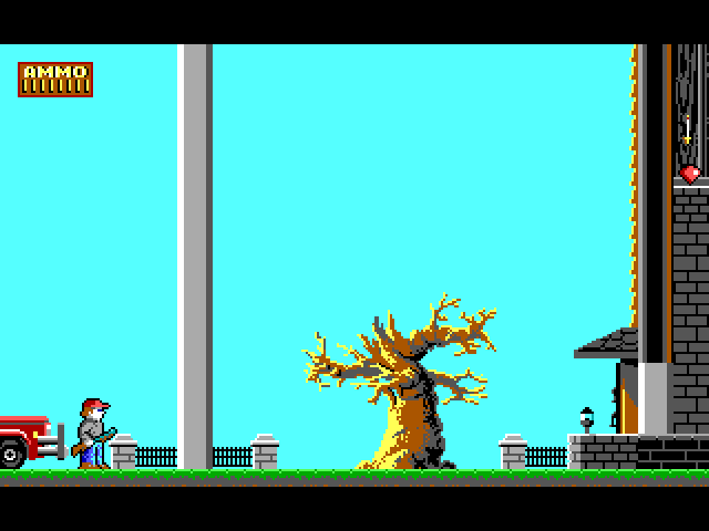 Dangerous Dave 2 – Fan Version ( First two Levels )