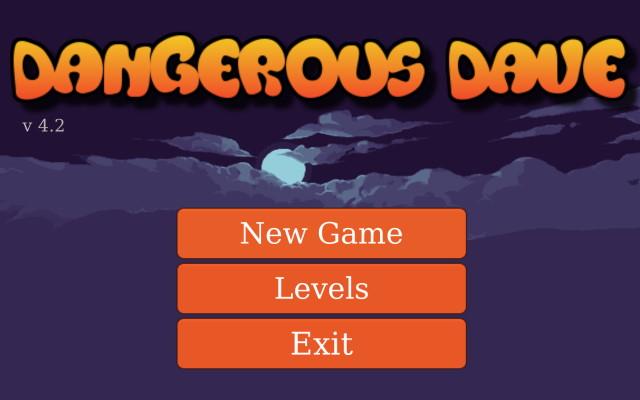 Dangerous Dave ( Unity 3D )