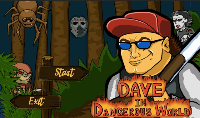 Dave In Dangerous World