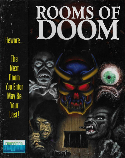 Rooms of Doom ( Official manual )