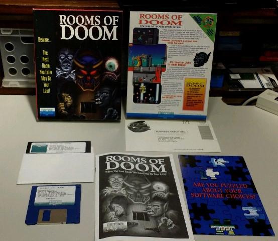 Rooms of Doom – Photo