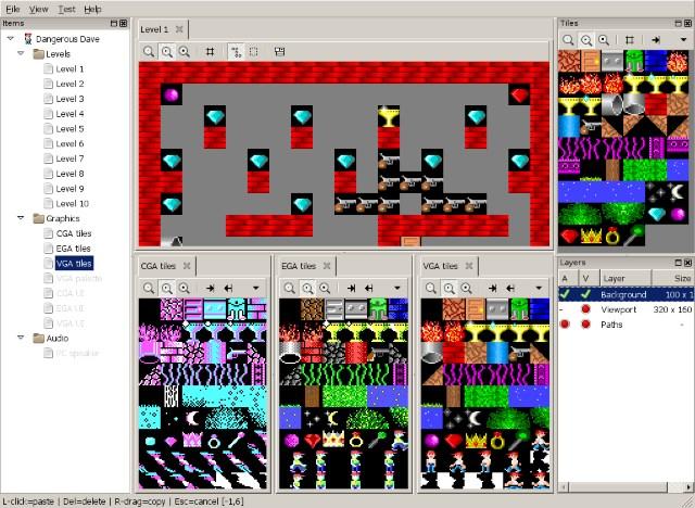 Camoto Level Editor v.20150221